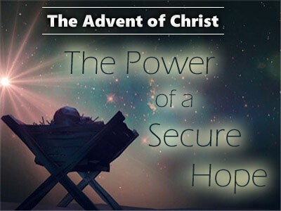 The Power of a Secure Hope