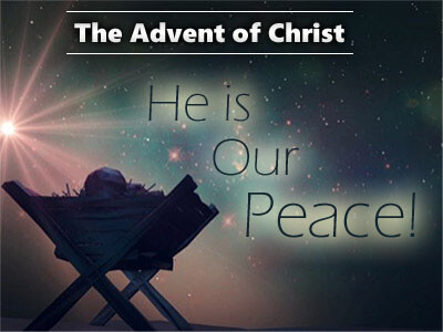 He Is Our Peace!